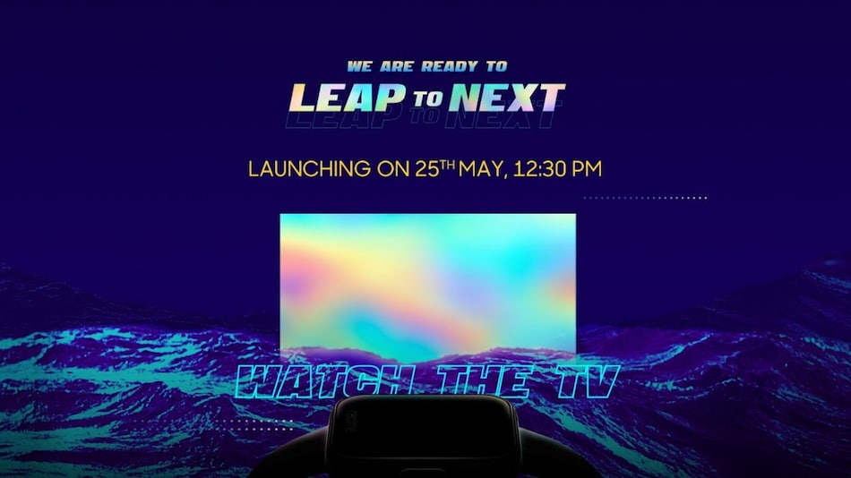 Realme TV, Realme Watch, Realme Buds Air Neo Launching in India Today: How to Watch Livestream