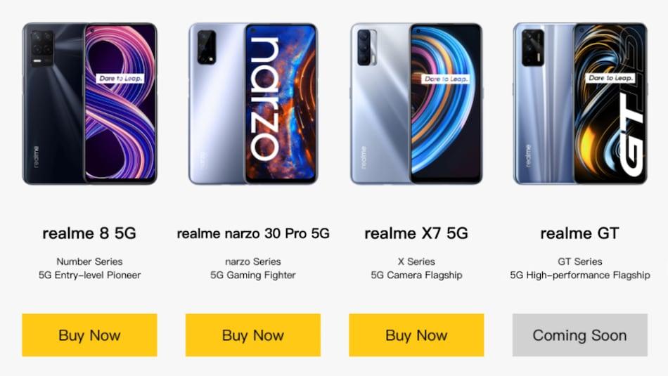 64MP कैमरा और स्नैपड्रैगन 888 प्रोसेसर वाला Realme GT 5G फोन जल्द होगा भारत में लॉन्च, जानें कीमत और खूबियां