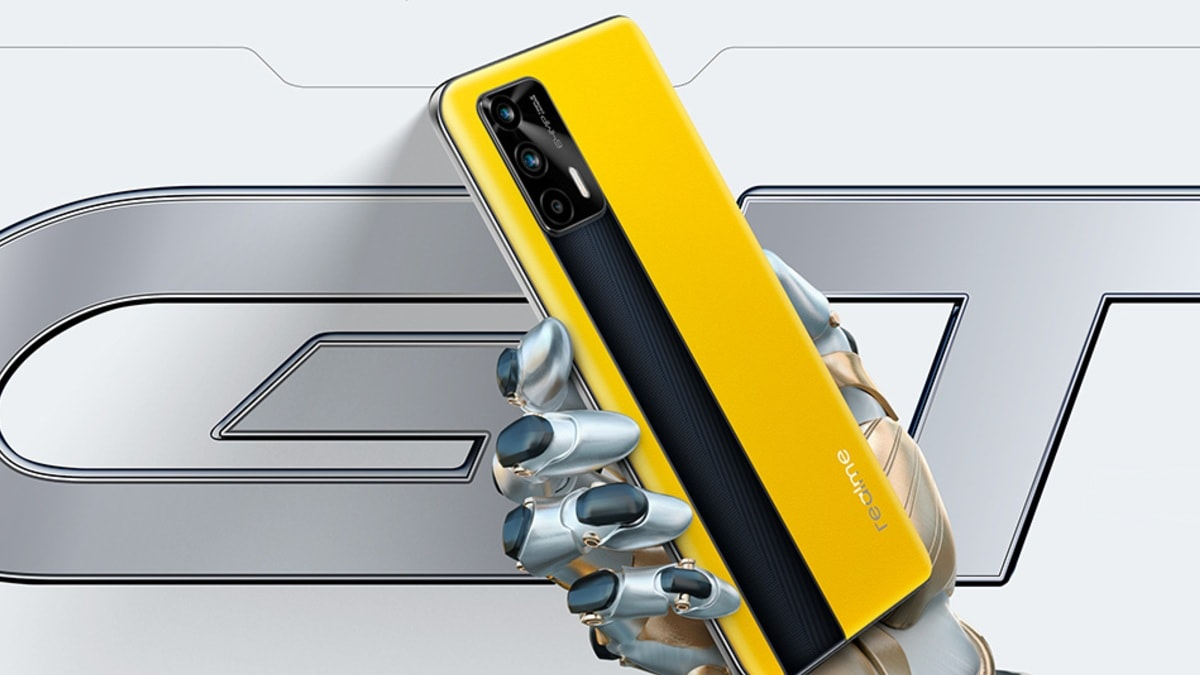 Realme GT 5G Master Edition Could Launch Soon, Company Teases
