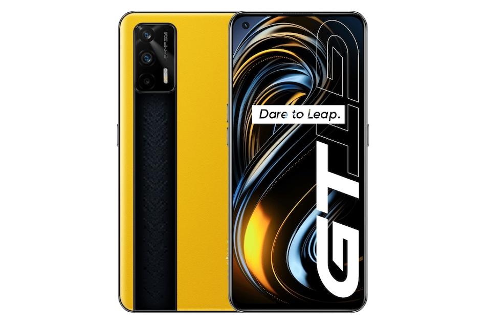 64MP कैमरा के साथ Realme GT और Realme GT Master Edition भारत में लॉन्च, जानें कीमत