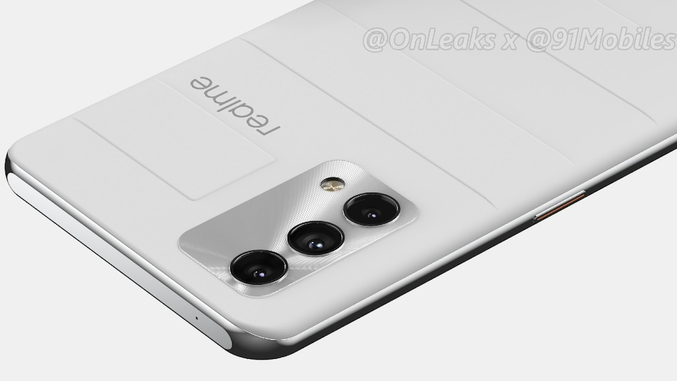 Realme GT Master Edition Renders Leak, Price and Specifications Also Tipped