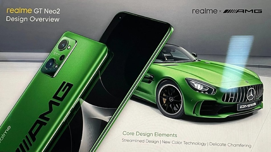 Realme GT Neo 2 Specifications Tipped via 3C Certification, New Colour Options Leak