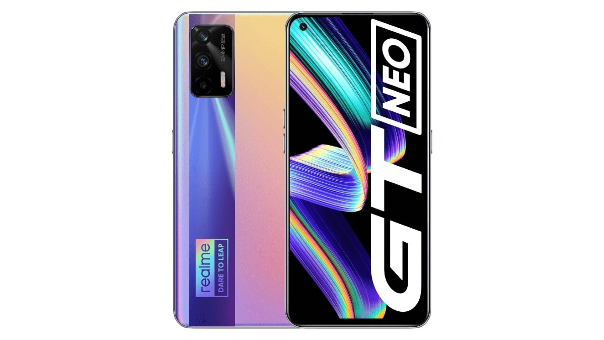 Realme GT Neo India Launch May Just Be Around the Corner