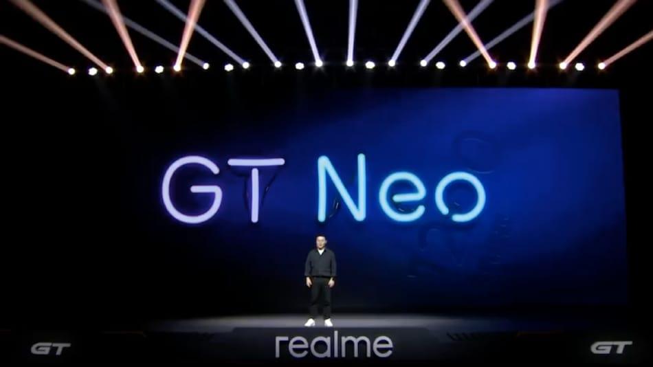 Realme GT Neo Launch Teased, In the Works With MediaTek Dimensity 1200 SoC