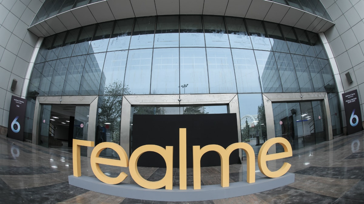 Realme X3 Reportedly Spotted on TENAA, 4,100mAh Battery Tipped