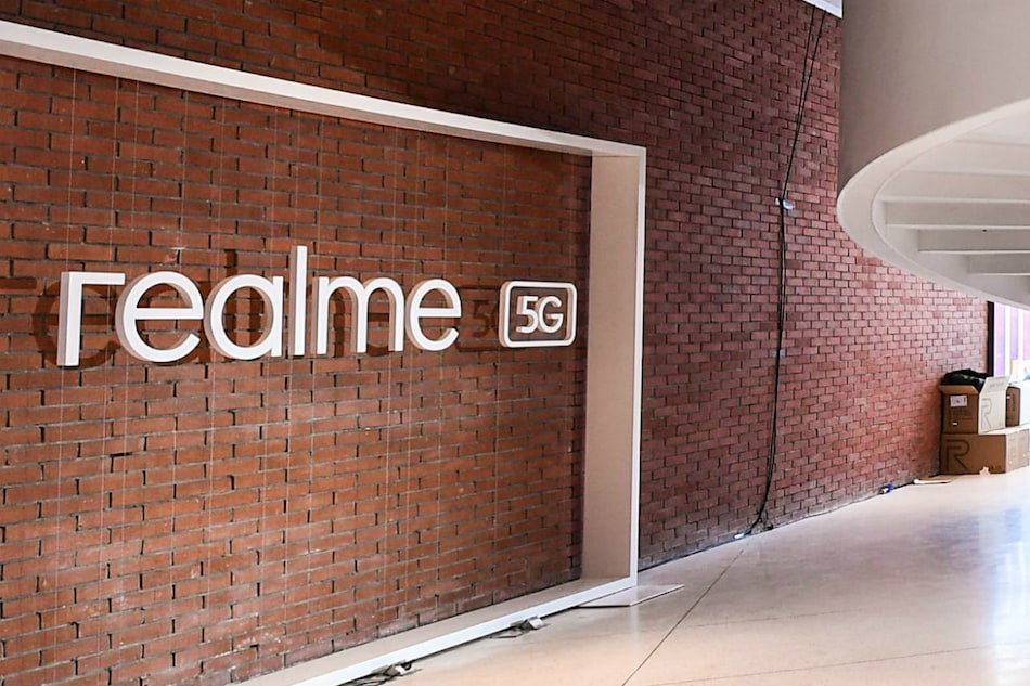Realme TV Announcement Expected at MWC 2020