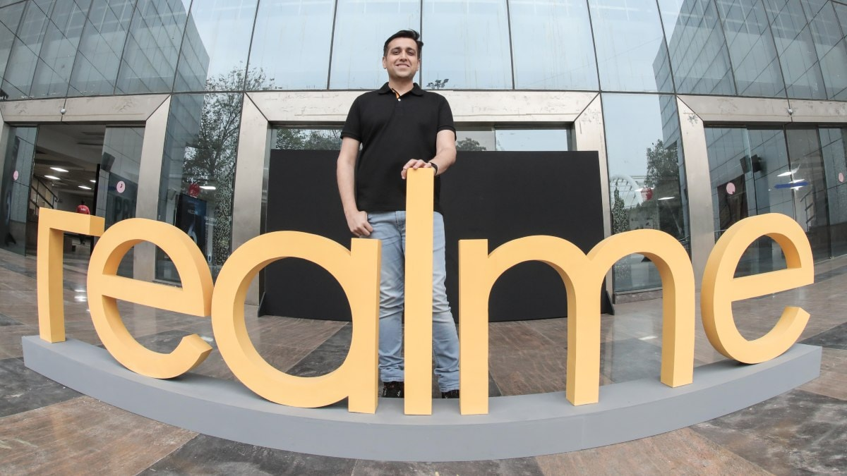 Gaming, Cameras, IoT — Realme's Madhav Sheth Takes a Deep Dive Into What Indian Customers Want