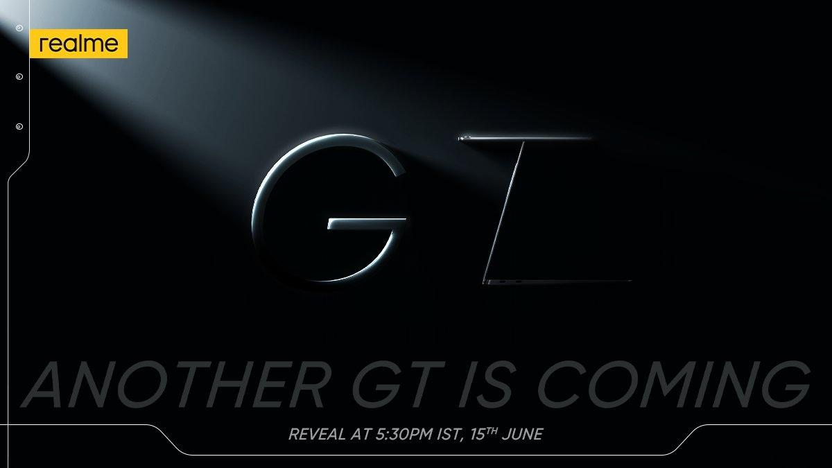 Realme Teases Arrival of Laptop, Tablet Alongside Realme GT 5G on June 15