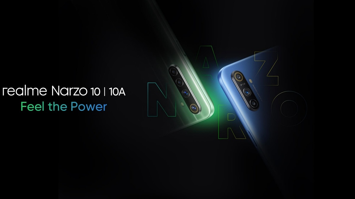 Realme Narzo 10, Realme Narzo 10A Launching on March 26: Here's Everything We Think We Know So Far