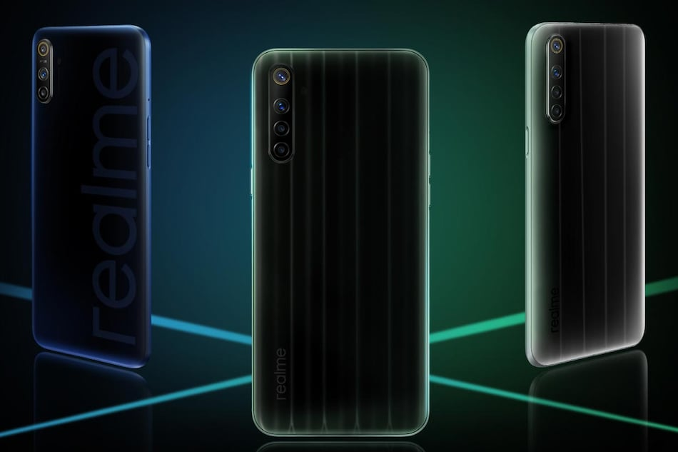 Realme Narzo 10 Teased to Debut With 48-Megapixel Quad Rear Camera Setup