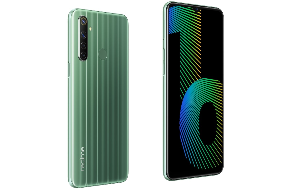 Realme Narzo 10, Narzo 10A With Realme UI, 5,000mAh Battery ...