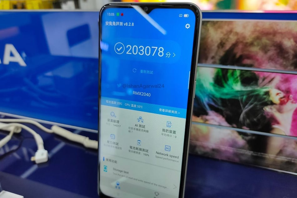 Realme Narzo 10 Price in India and Specifications Tipped, Alleged Live Image Surfaces Online