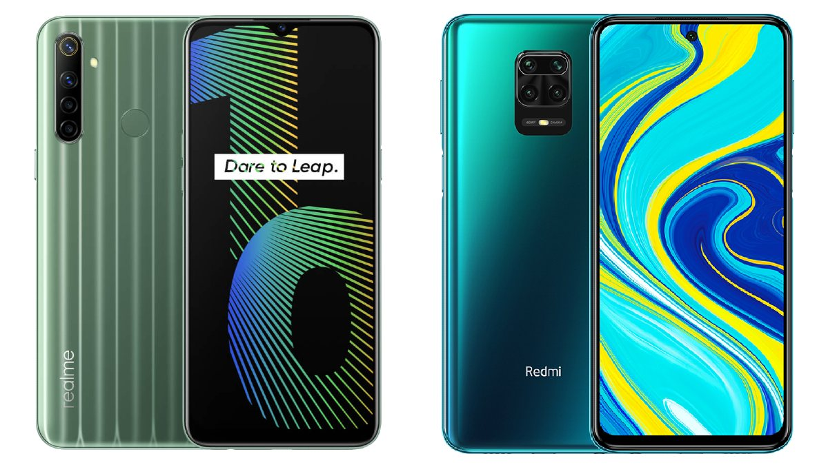 Realme launches new Narzo 10, Narzo 10A budget smartphones in India
