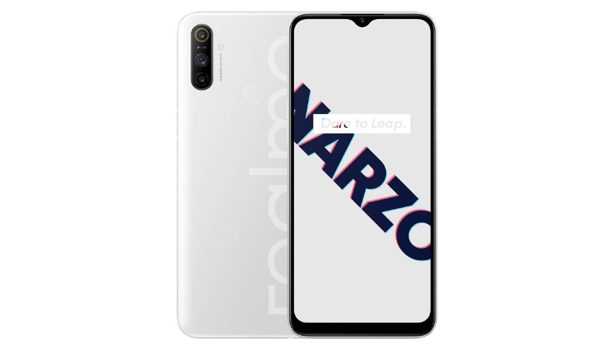 Realme Narzo 10A 4GB + 64GB Model Launched in India: Price, Specifications