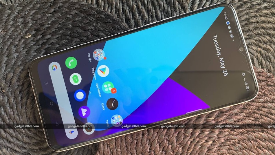 Realme Narzo 10A to Go on Sale in India Today at 12 Noon via Flipkart, Realme.com: Price, Specifications