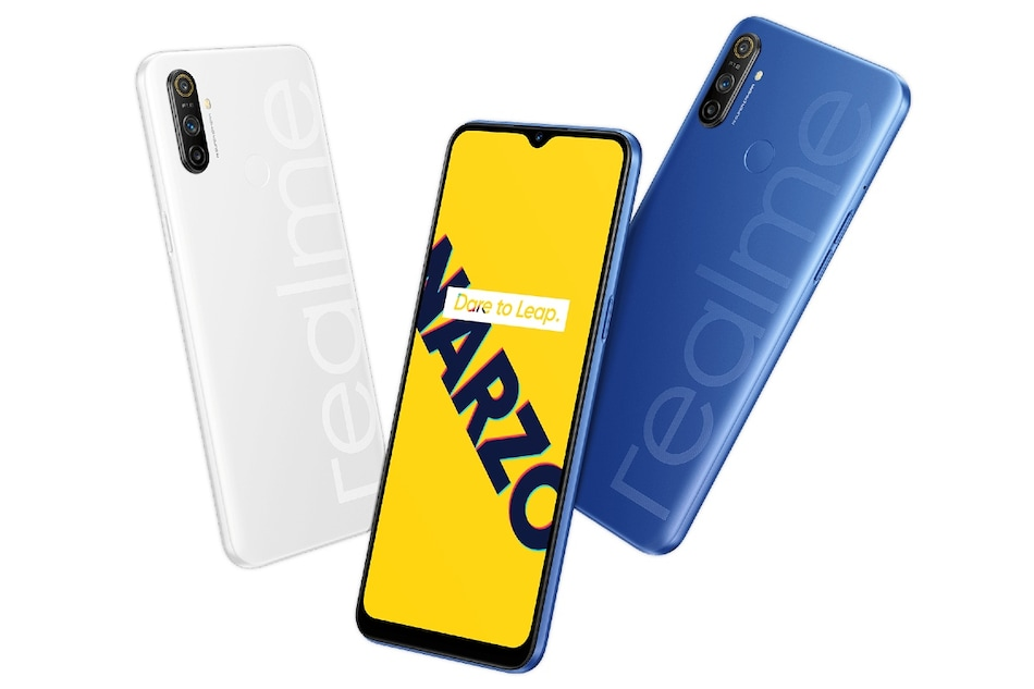 Realme Narzo 10A to Go on Sale Today at 12 Noon via Flipkart, Realme Site: Price in India, Offers