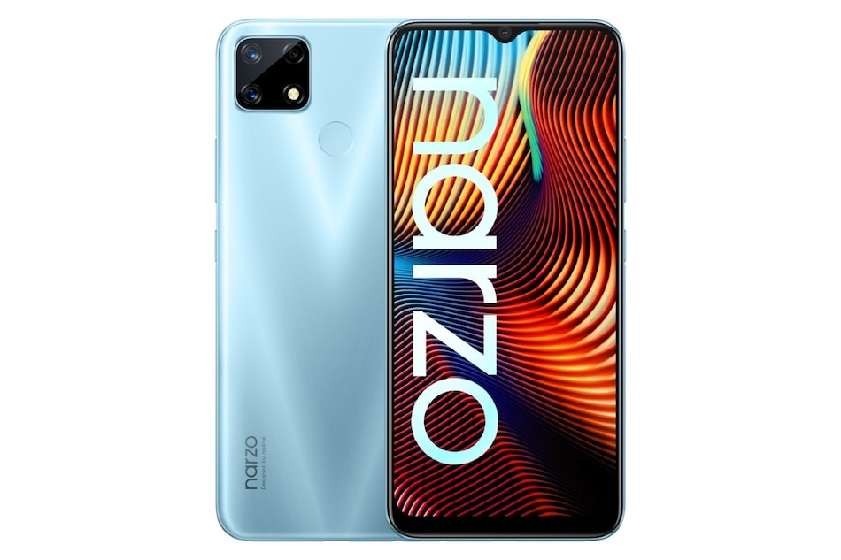 Realme Narzo 20 to Go on Sale for First Time in Today via Flipkart, Realme.com at 12 Noon: Price in India, Specifications