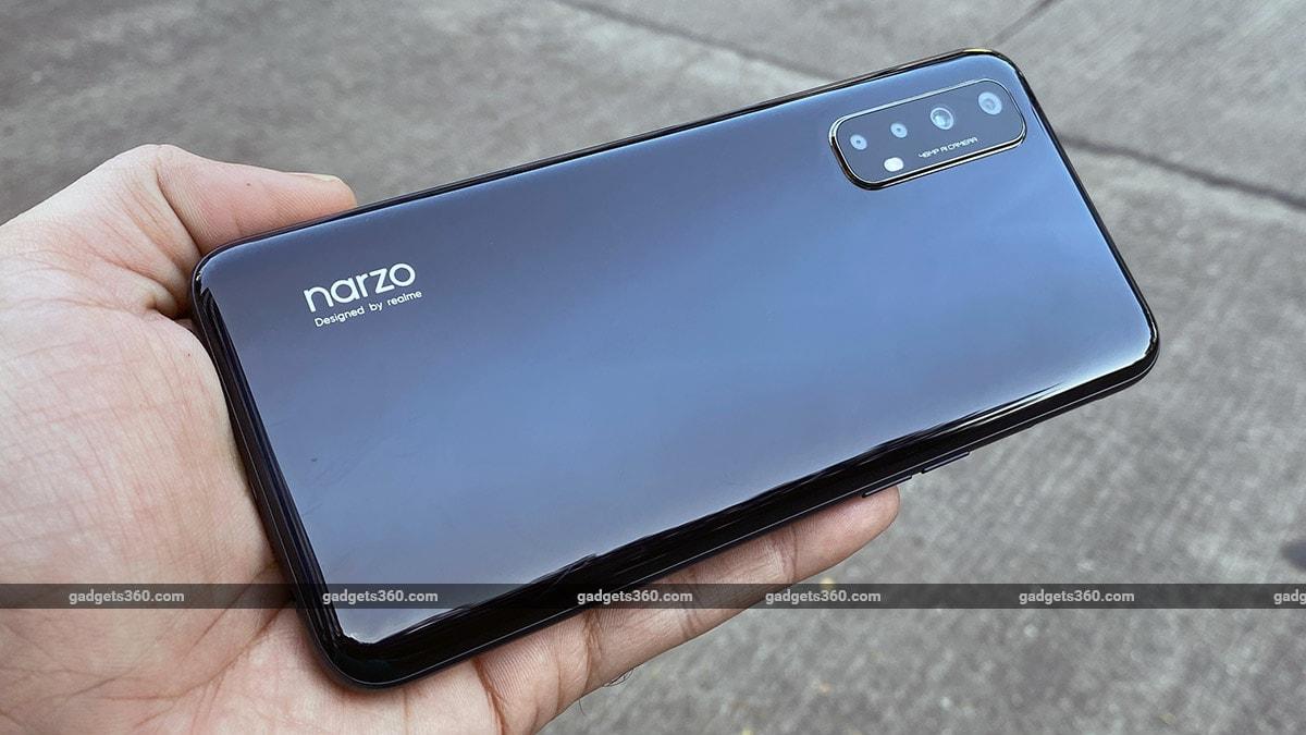 realme narzo 20 pro back panel Realme Narzo 20 Pro Review