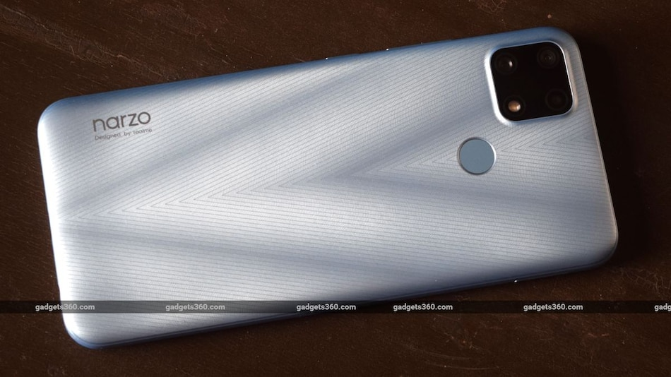 Realme Narzo 20 Getting Hotfix for 48-Megapixel Camera Mode With Update