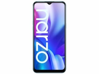 Realme Narzo 20A to Go on Its First Sale Today at 12 Noon via Flipkart, Realme.com: Price in India, Specifications