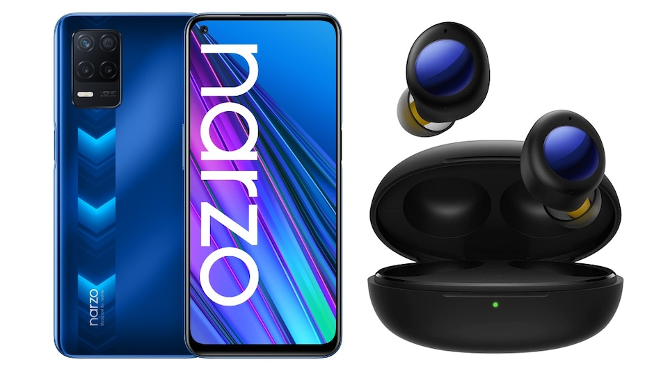 Realme Narzo 30 5G, Realme Buds Q2 to Go on Sale for the First Time in India Today: Price, Sale Offers