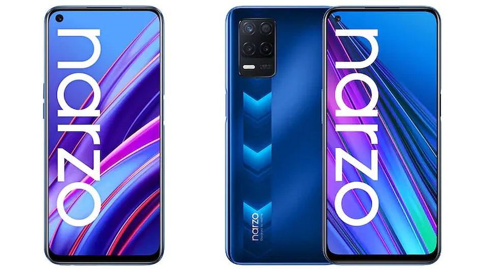 Realme Narzo 30 4G और Realme Narzo 30 5G जल्द होंगे भारत में लॉन्च