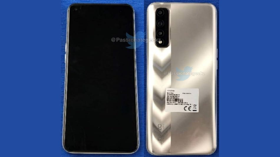 Realme Narzo 30 Specifications and Image Leak via Certification Sites, Realme 8 5G Spotted on FCC