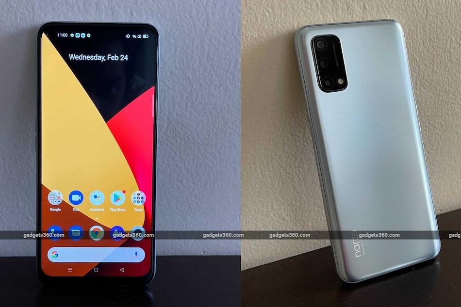 भारत में सबसे सस्ता 5G फोन Realme Narzo 30 Pro, Rs 16,999 में लॉन्च, जानें फीचर्स