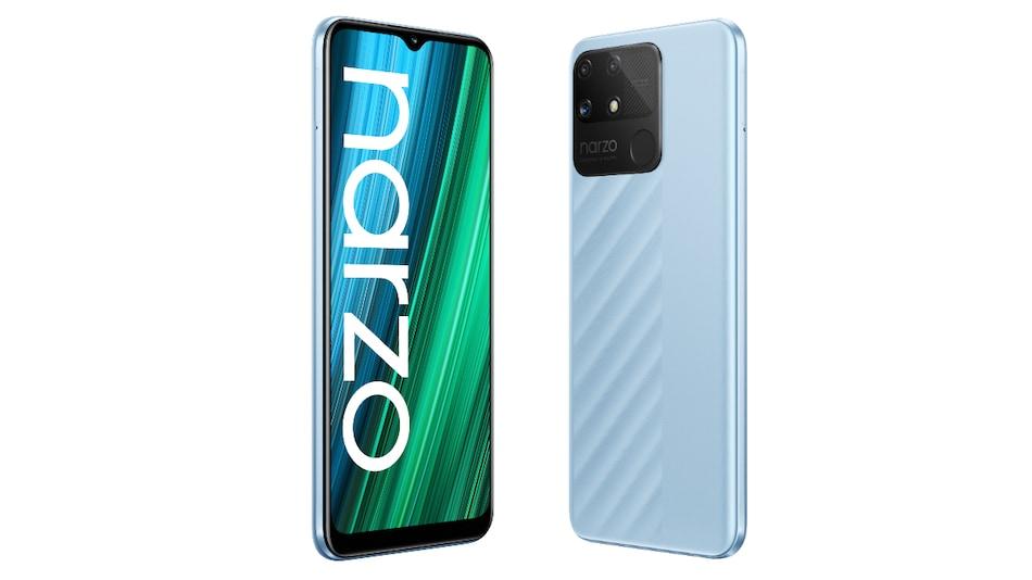 7,499 रुपये की शुरुआती कीमत में लॉन्च हुए Realme Narzo 50A और Narzo 50i स्मार्टफोन, जानें स्पेसिफिकेशन्स