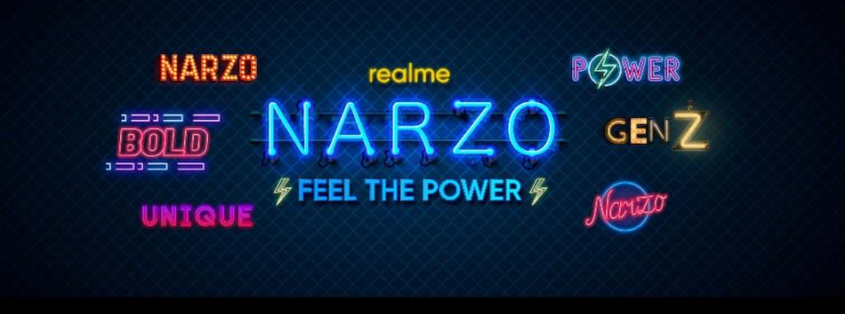 Realme Narzo स्मार्टफोन सीरीज़ से जल्द उठेगा पर्दा, टीज़र ज़ारी