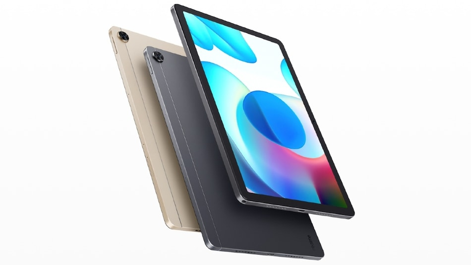 Realme Pad to Go on Sale in India for the First Time Today: Price in India, Specifications