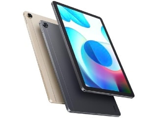 Realme Pad With 10.4-Inch Display Launched in India; Realme Cobble, Pocket Bluetooth Speakers Debut as Well