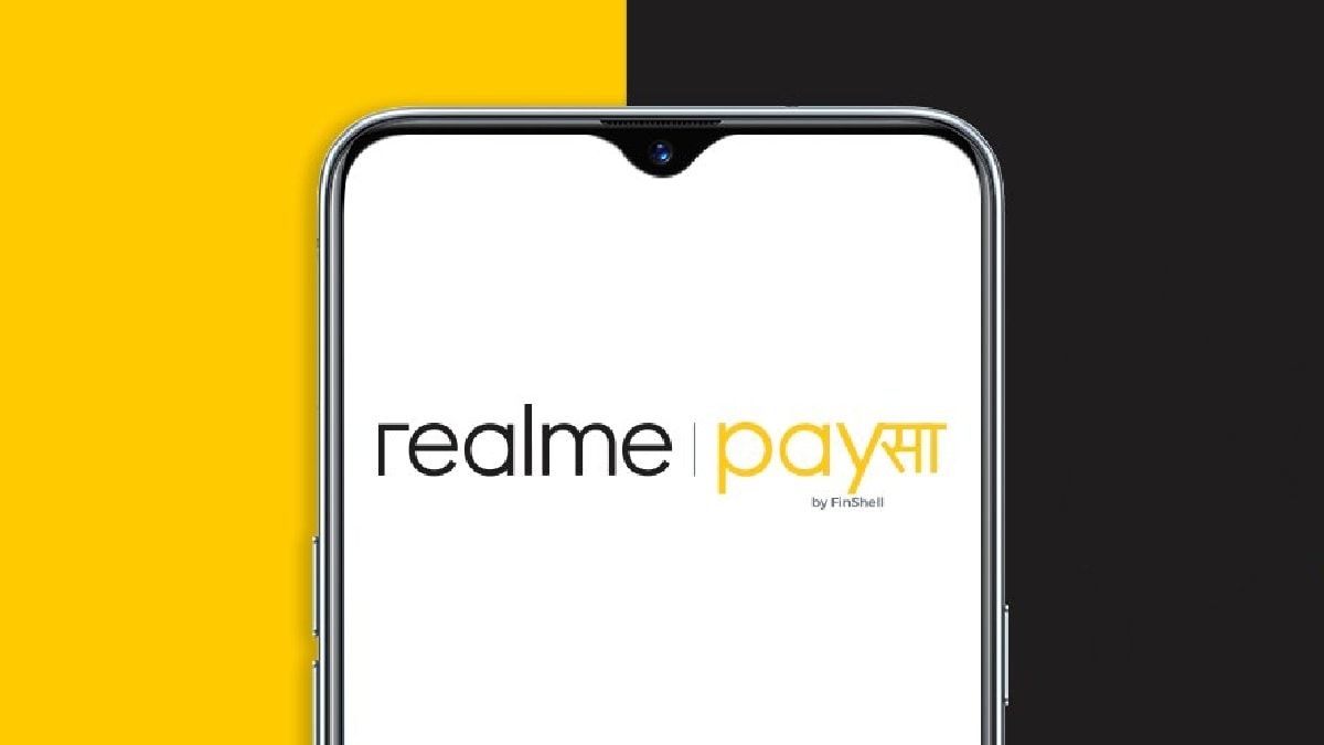 Realme PaySa Teased to Get UPI-Based Payments Support 'Soon'