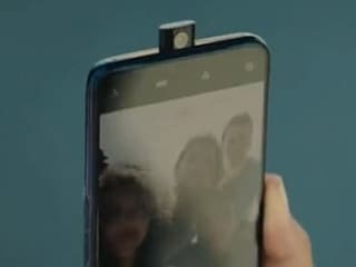 0b5e444ab Realme Pop-Selfie Camera Smartphone Seen in Teaser Video With Notch-Less  Display