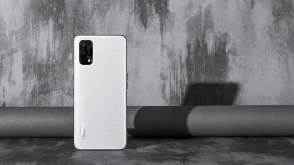 Realme Q2 Series Teased, Will Sport Leather Finish