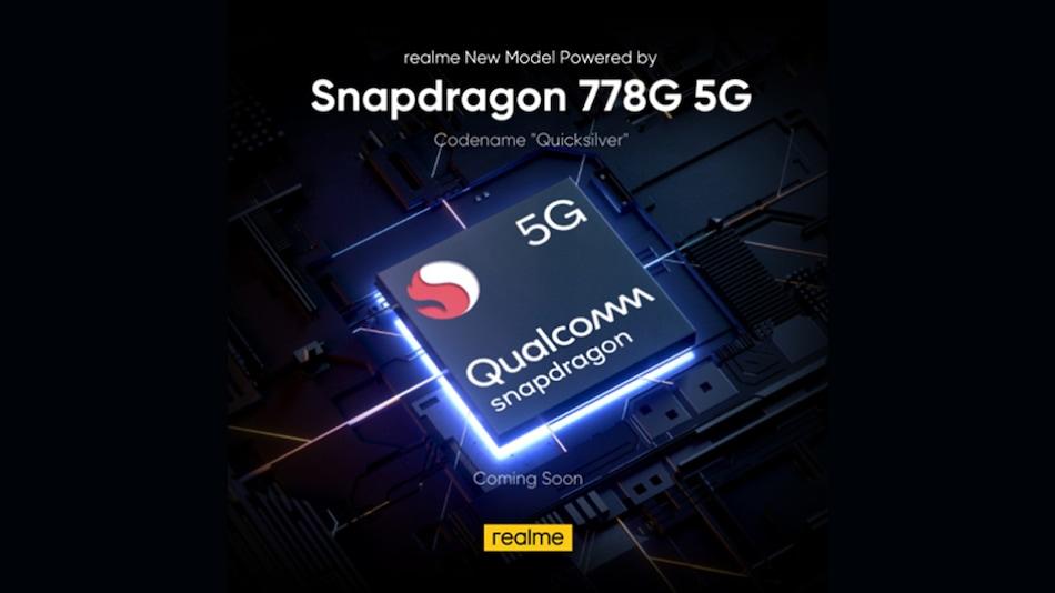 Realme के दो फोन स्नैपड्रैगन 778जी और 870 प्रोसेसर के साथ 18 जून को हो सकते हैं लॉन्च