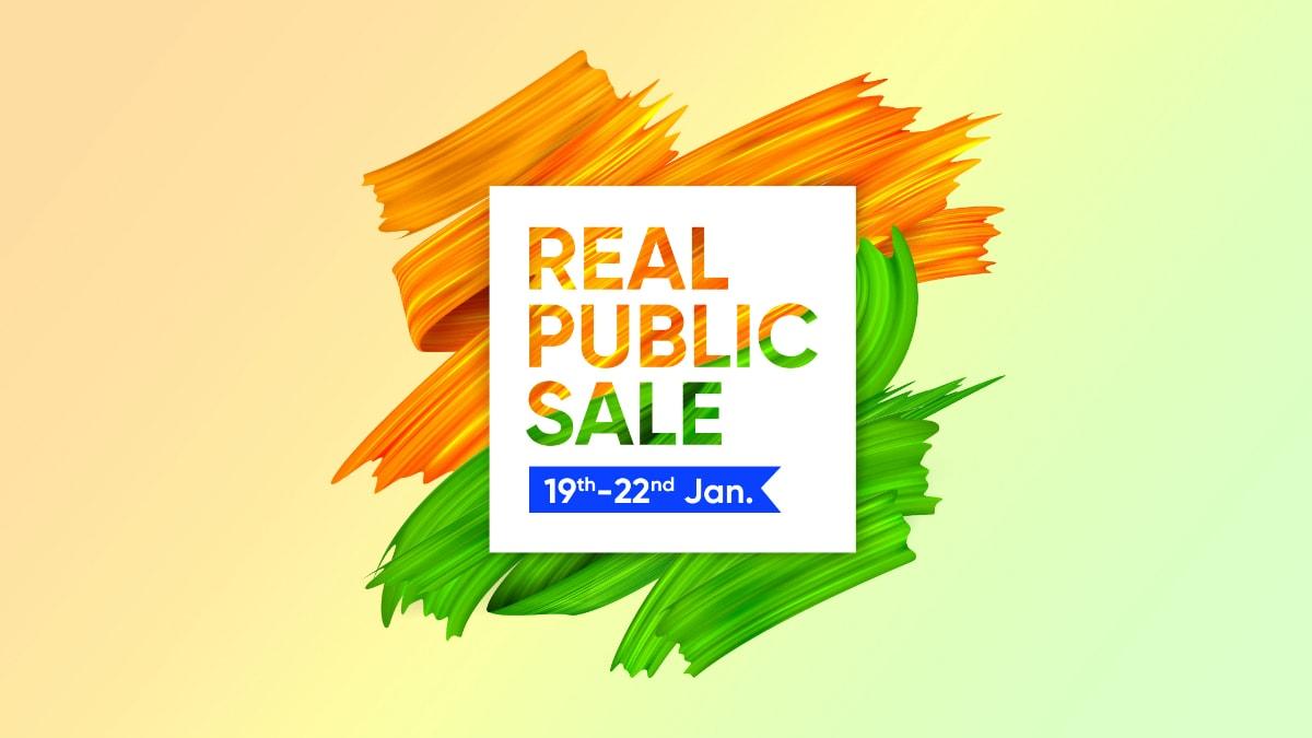 Realme Realpublic Sale: সপ্তাহান্তের সেলে সস্তা হবে এই স্মার্টফোনগুলি