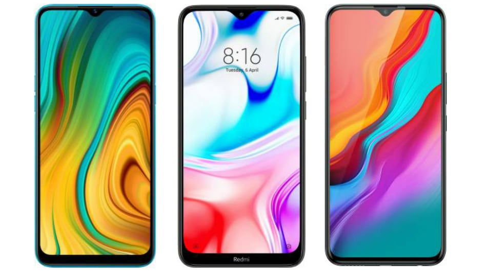 Realme C3 vs Redmi 8 vs Infinix Hot 8: Price in India, Specifications Compared