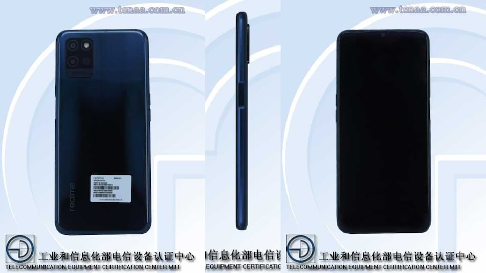 Realme Phone With Model Number RMX3121 Spotted on TENAA, Specifications and Design Tipped