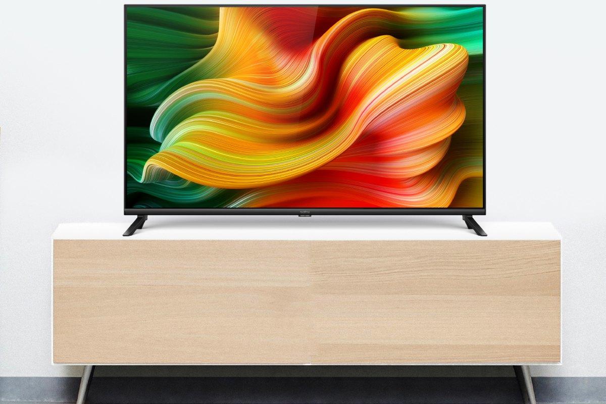 Realme Smart TV भारत में लॉन्च, कीमत 12,999 रुपये से शुरू