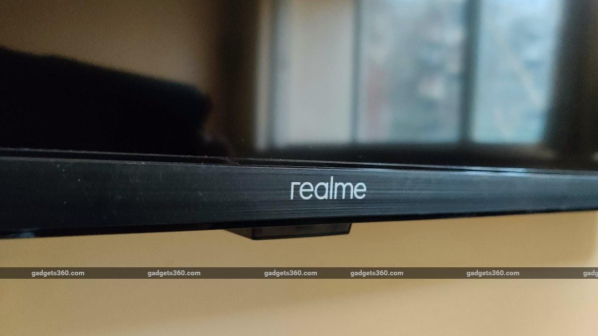 realme smart tv logo Realme  Realme Smart TV