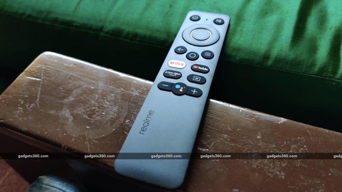 realme smart tv remote Realme  Realme Smart TV