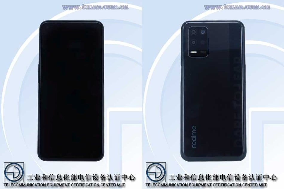 Realme Narzo 30 Pro Specifications, Images Leak via Purported TENAA Listing