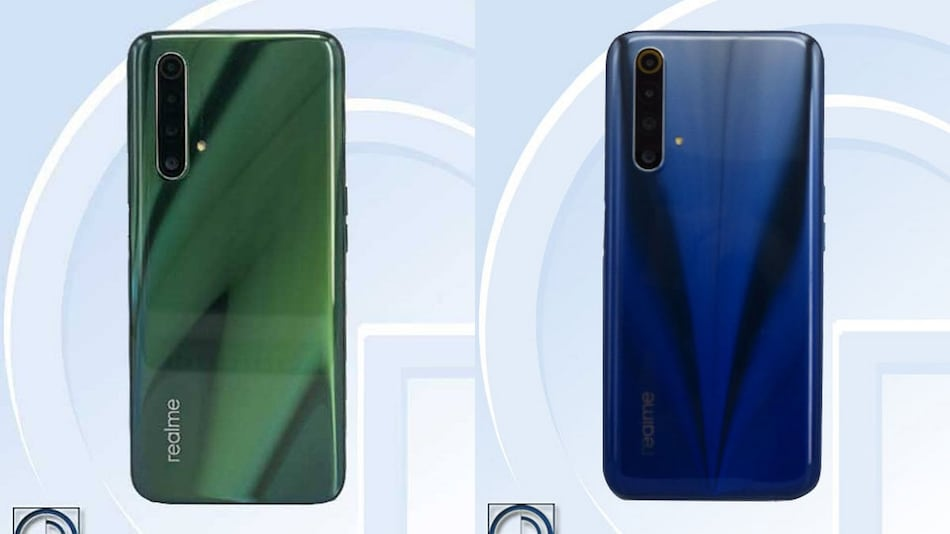 Realme Phones Spotted on TENAA, 6,000mAh Battery Phone Allegedly Certified by TUV Rheinland