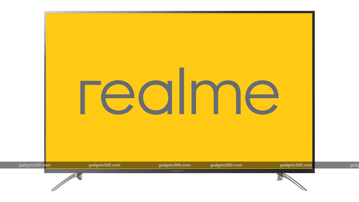 Realme Android TV Reportedly Gets Google's Stamp of Approval, India Launch Imminent