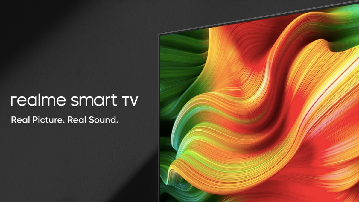 Realme TV Teaser Confirms MediaTek Processor, Dolby Audio in Upcoming Television: Key Features and Specifications Revealed