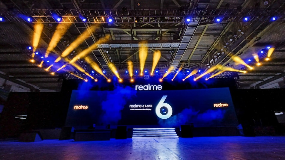 Realme 6 Pro Price in India Starts at Rs. 16,999, Realme 6 Price Begins at Rs. 12,999: Event Highlights