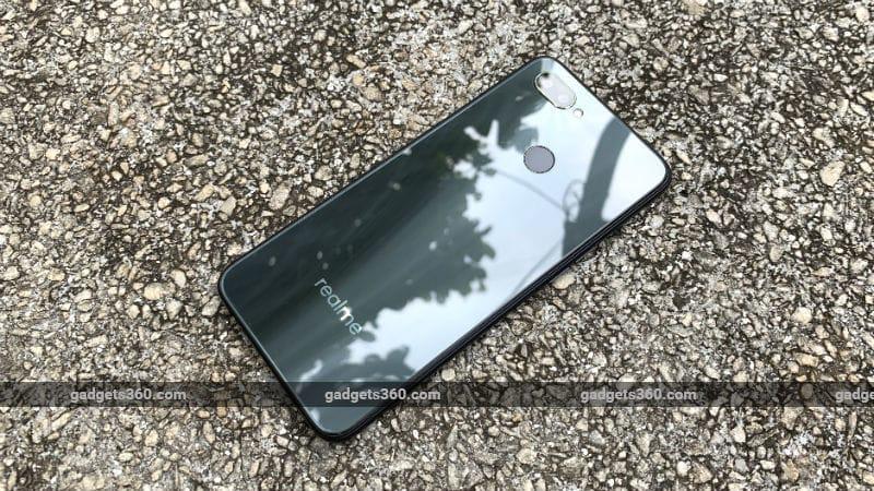 Realme U1 लॉन्च हुआ भारत में, 25 मेगापिक्सल के सेल्फी कैमरे से है लैस