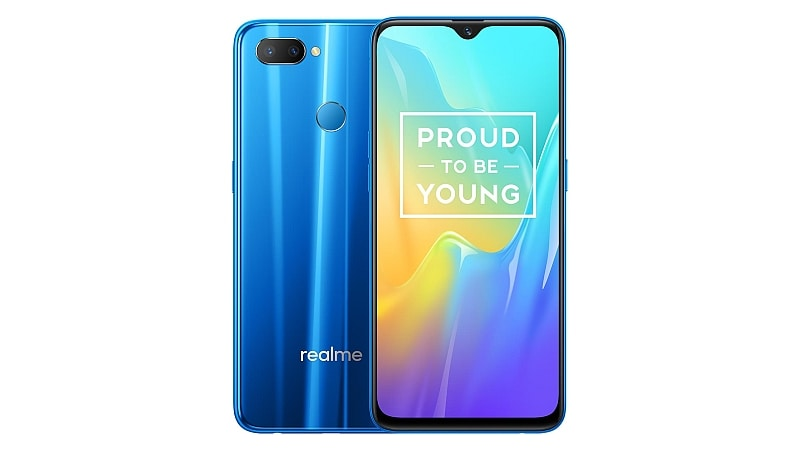 Realme U1 3GB RAM, 64GB Storage Variant to Go on Sale for First Time Today via Amazon: Check Price, Offers