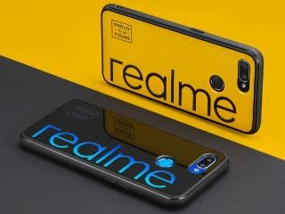 Realme के नए 'एंटरटेनमेंट' फोन का टीज़र ज़ारी, Realme A1 होने का अनुमान